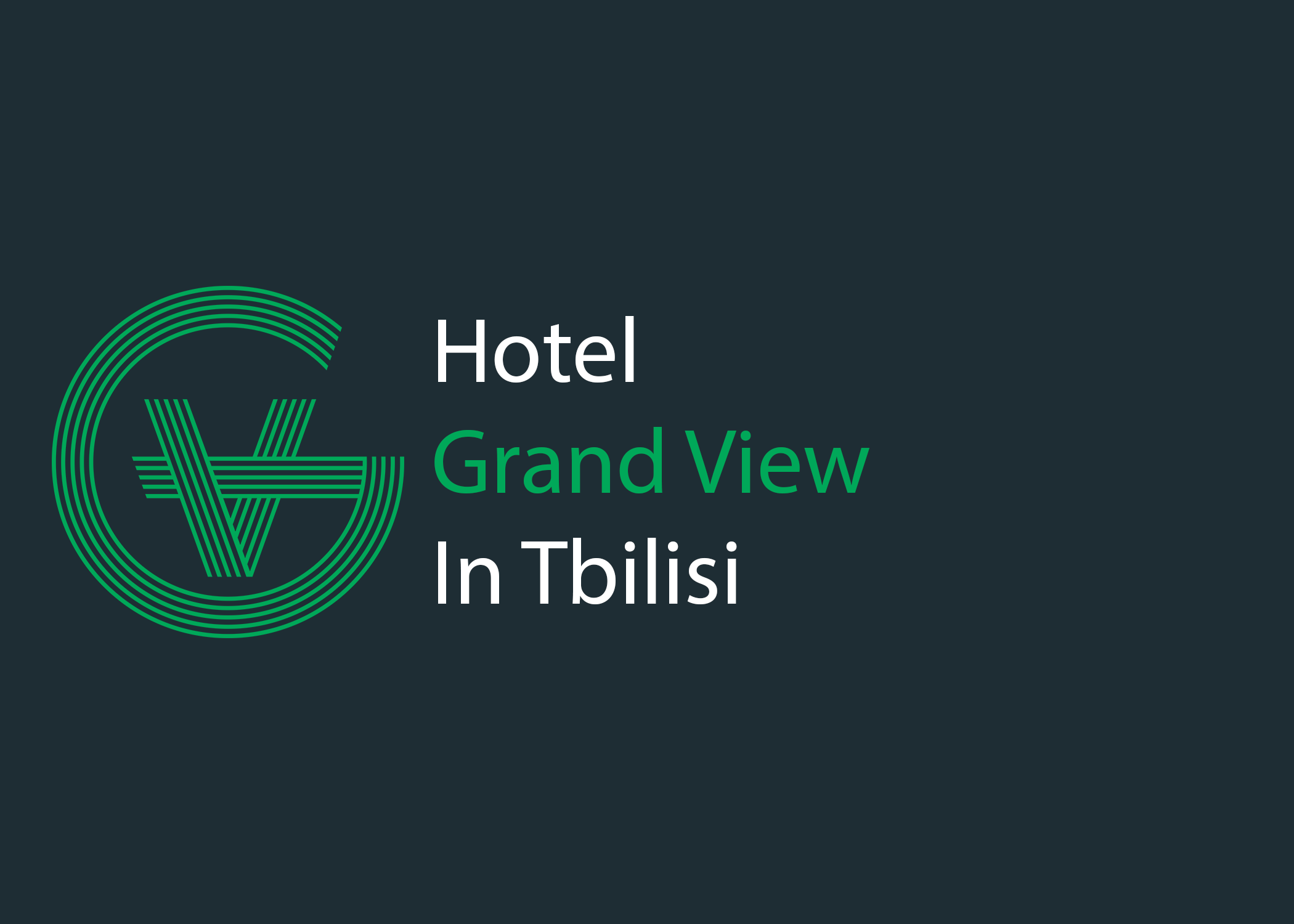 Hotel Grand View In Tbilisi